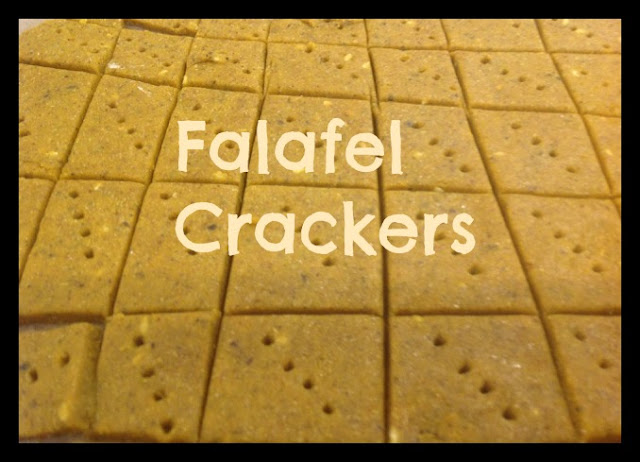 falafel crackers for gluten free entertaining