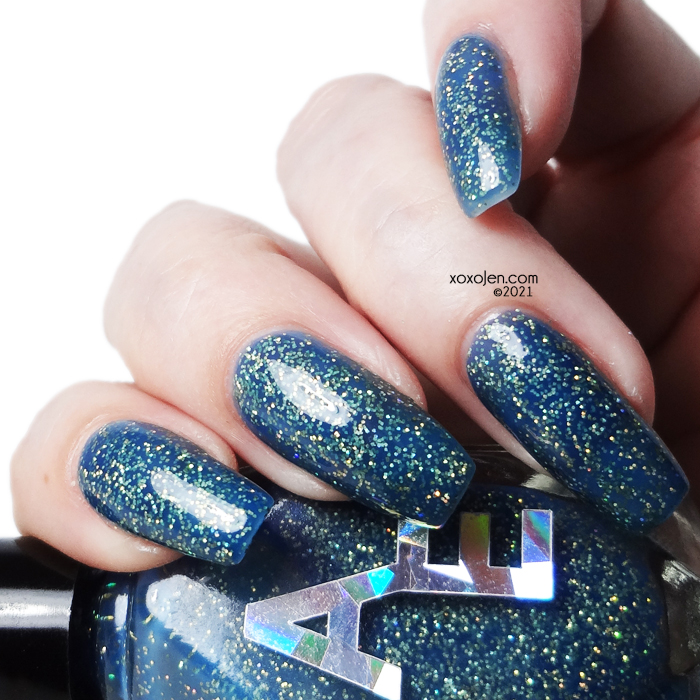xoxoJen's swatch of Alter Ego Andor
