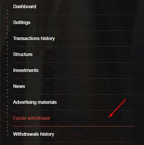 Регистрация в Cryptonia 5