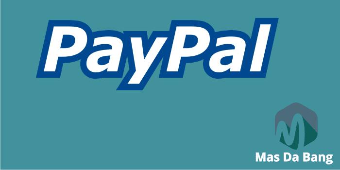 Cara Membuat Akun Paypall
