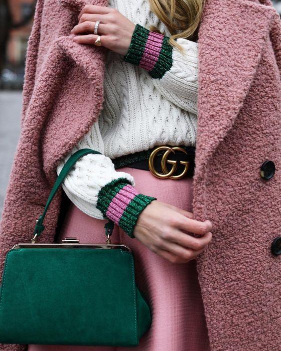 a27b9c704136 Chic and Silk  FASHION  Τα 6 Χρώματα που κάθε Fashion Girl Θα ...