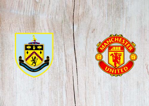 Burnley vs Manchester United Full Match & Highlights 28 ...