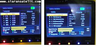Frekuensi dan Trasnponder Siaran TV Satelit Chinasat 6B