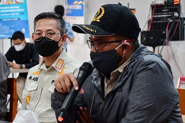 Pantau Larangan Mudik, Komisi I DPRD Jabar Himbau Masyarakat Taati Aturan Pemerintah