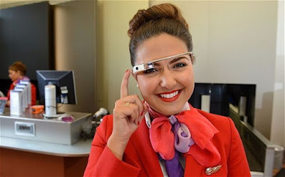 Virgin Atlantic Smartwatchs GoogleGlass