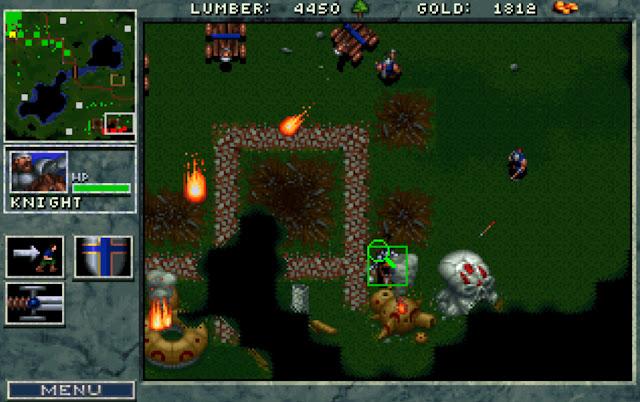 Warcraft 1 Ranged Attacks Screenshot
