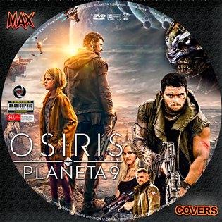Osiris Planeta 9 Galleta