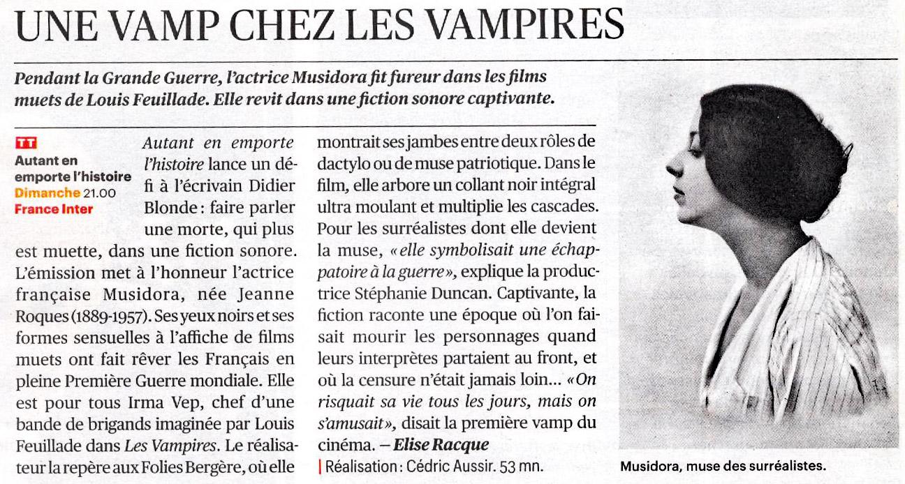 -Novembre 2017 sortie du nouveau coffret prestige de Gaumont-Pathé sur  Feuillade (Fantômas-Les Vampires et des suppléments : trois films  interprétés par ...