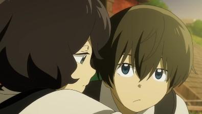 Hoshiai no Sora Episodio 08