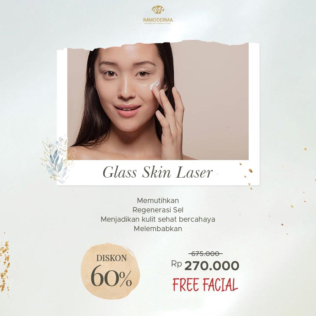 Diskon Menarik Sampai 70% Dari Immoderma Skin Clinic Bojonegoro