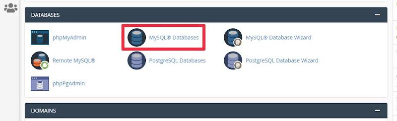 MySQL® Databases