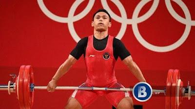 Daftar Perolehan Medali Olimpiade Tokyo Hari Ke-3