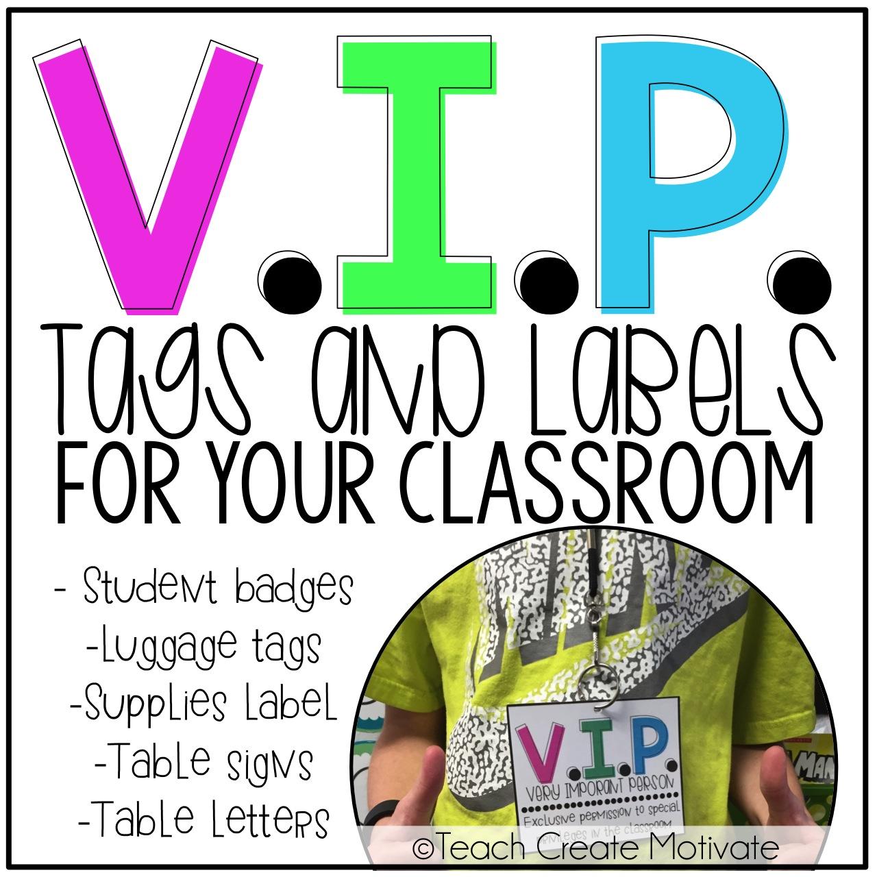 Classroom Vip Ideas ~ V i p status teach create motivate