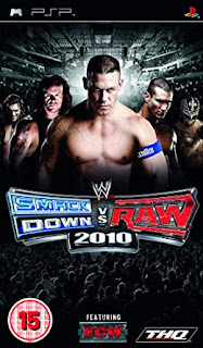 Cheat WWE Smackdown vs. Raw 2010 PSP PPSSPP