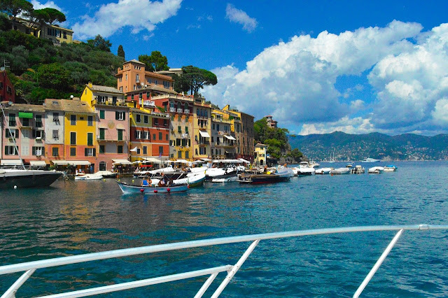 7 To-Do List in Portofino