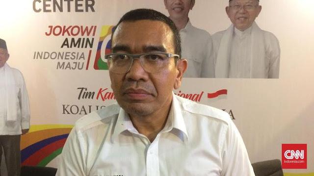 TKN: Jokowi-Kiai Ma'ruf Siap Ikut Tes Baca Alquran Tantangan Dai Aceh