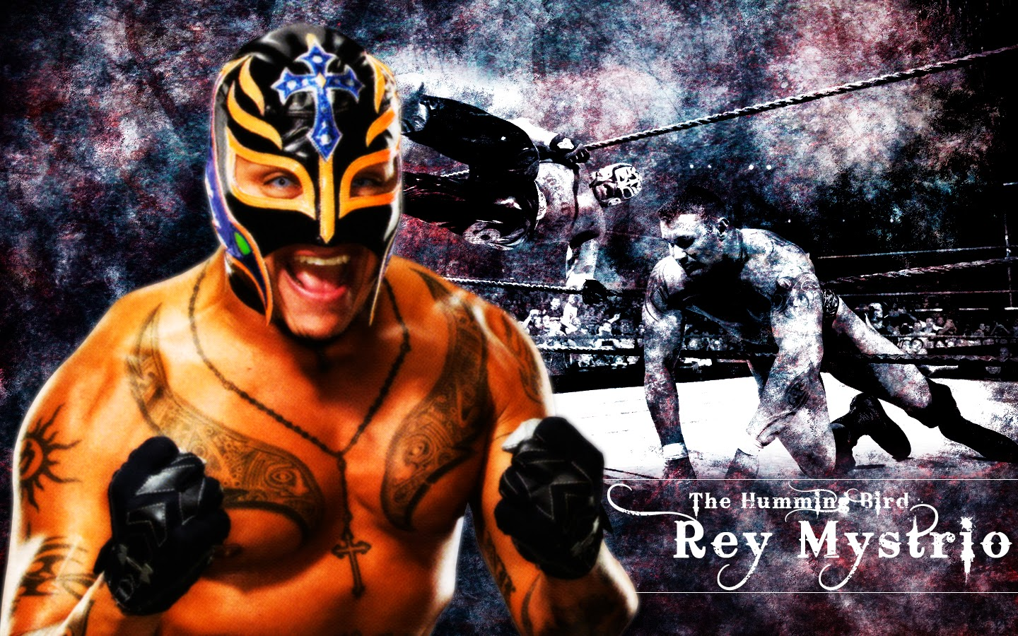 Lucha Libre Rey Misterio Rey Mysterio 619 New Hd Wallpapers Wrestling Wallpapers