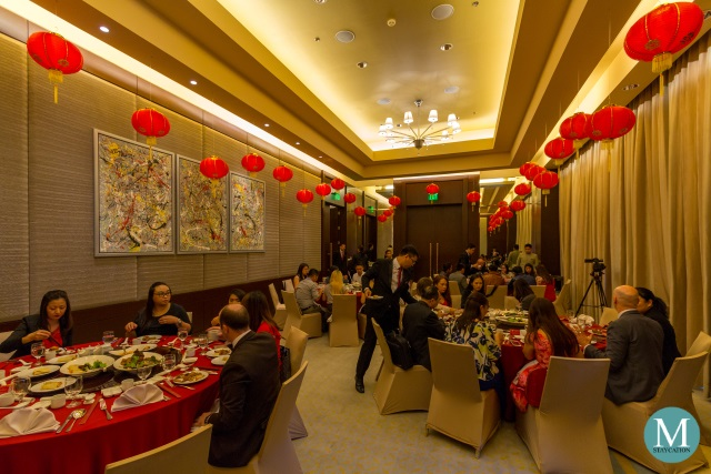 Chinese New Year 2017 Celebration at Crimson Hotel Filinvest City