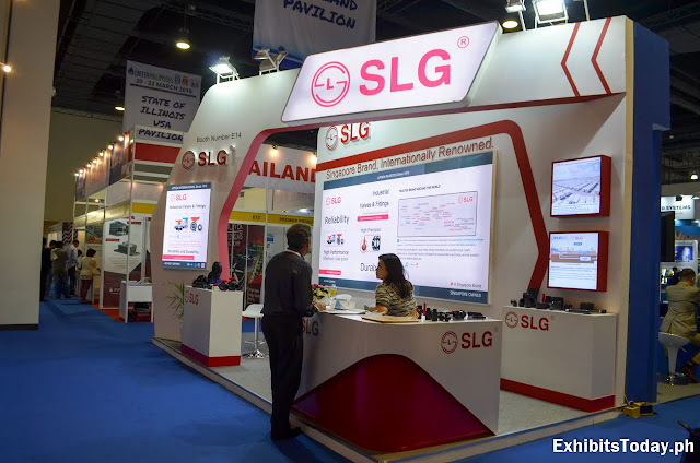 SLG Tradeshow Display