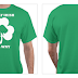 All WNY Irish shirt: $16.95
