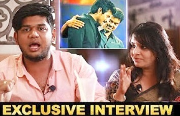 If i compare Vijay with Sivakarthikeyan, Na Avlothan!!! | Fully Flimy Abishek Raaja & Deepa Interview