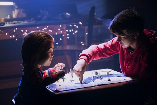 Dětská hra (Child´s Play) – Recenze