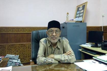 Innalillah, Abu Prof Muslem Ibrahim Ketua MPU Aceh Ka Geutinggai Tanyoe