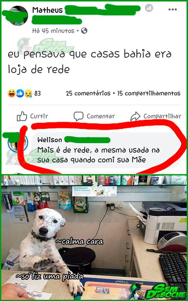 AS PESSOAS ANDAM MUITO NERVOSAS HOJE EM DIA...