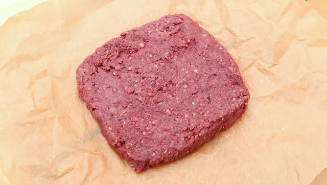 Boeuf haché vegan, recette, boeuf, vegan, haché, steack haché, boulettes de viande, vidéo, étape par étape
