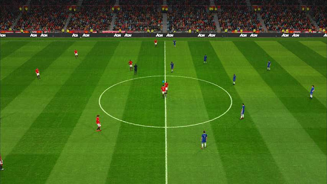 new 3d turf hd pes 2017 patch pes new patch pro evolution soccer