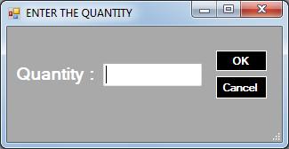 vb.net inventory system - quantity