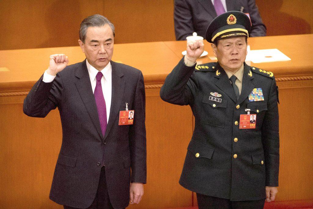 """China insta a naciones asiáticas unirse contra """"la mentalidad anticuada de Guerra Fría"""" de EE.UU."""