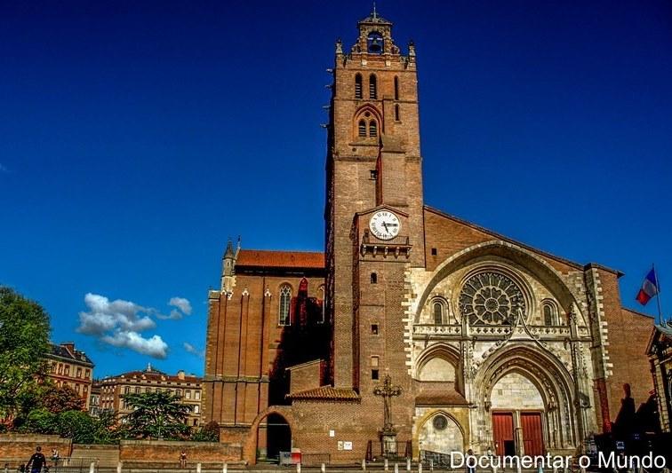 Catedral Saint-Étienne de Toulouse