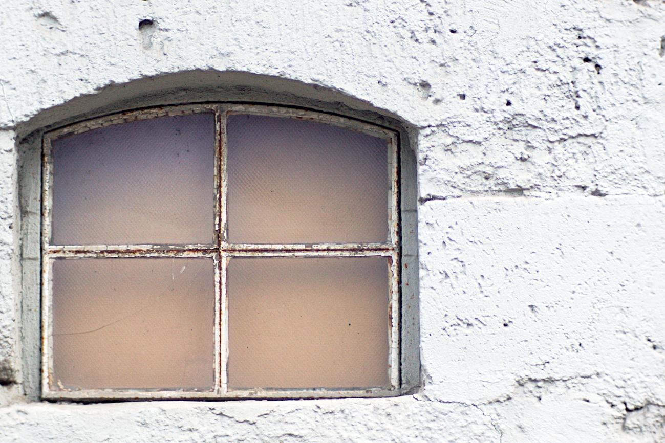 Fassaden&Mauern #19 — Bald weg