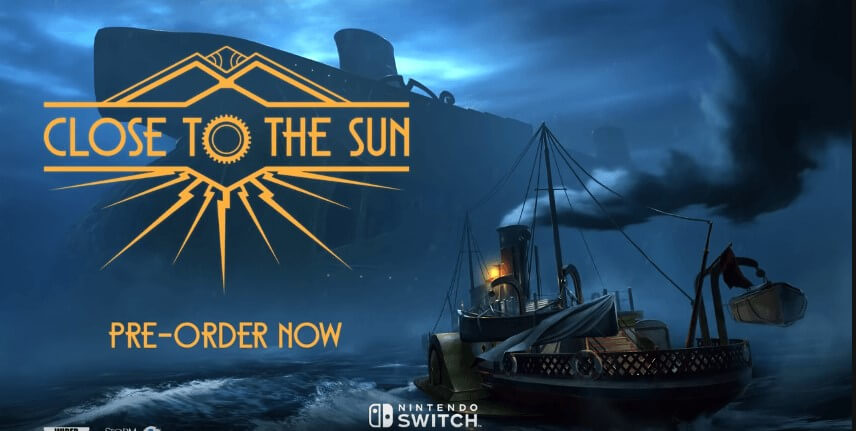 Tesla-inspired First-Person Horror Game, Close To The Sun Coming To Nintendo Switch This Year