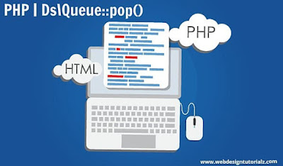 PHP Ds\Queue::pop() Function