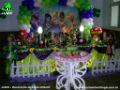 Tema Tinker Bell (SININHO)  para decoração de mesa de festa infantil - mesa temática de aniversário de meninas