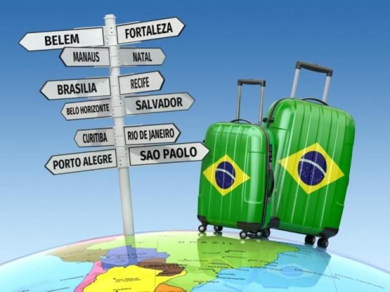 Viajar pelo Brasil: como tem funcionado?