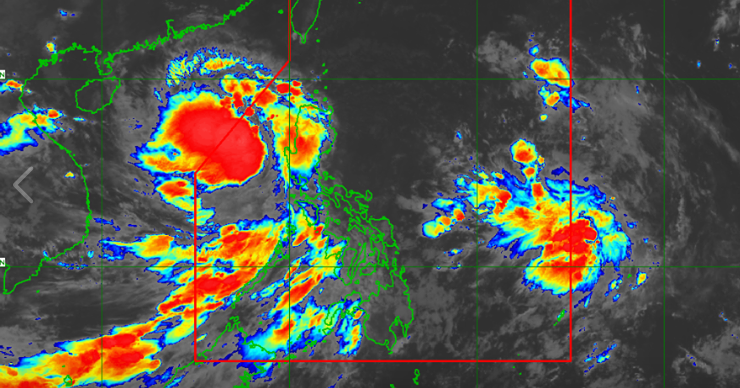 Update Weather Pagasa Today Philippines Latest