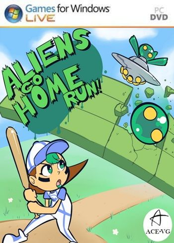 Aliens Go Home Run PC Full
