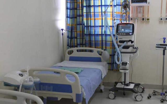 Mbagathi hospital beds