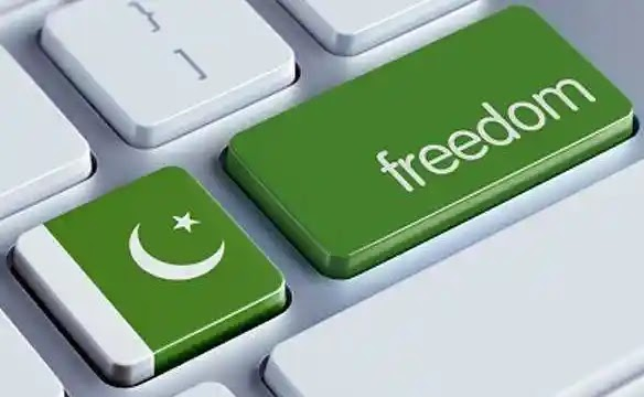 Internet freedom has declined in Pakistan since 2020