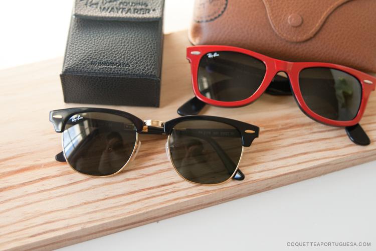 e183ab7b2 Já tinha mencionado há uns meses num post sobre as coisas que levo na mala  que não vivo sem óculos de sol, estou habituada a usar todos os dias, todo  o ano, ...
