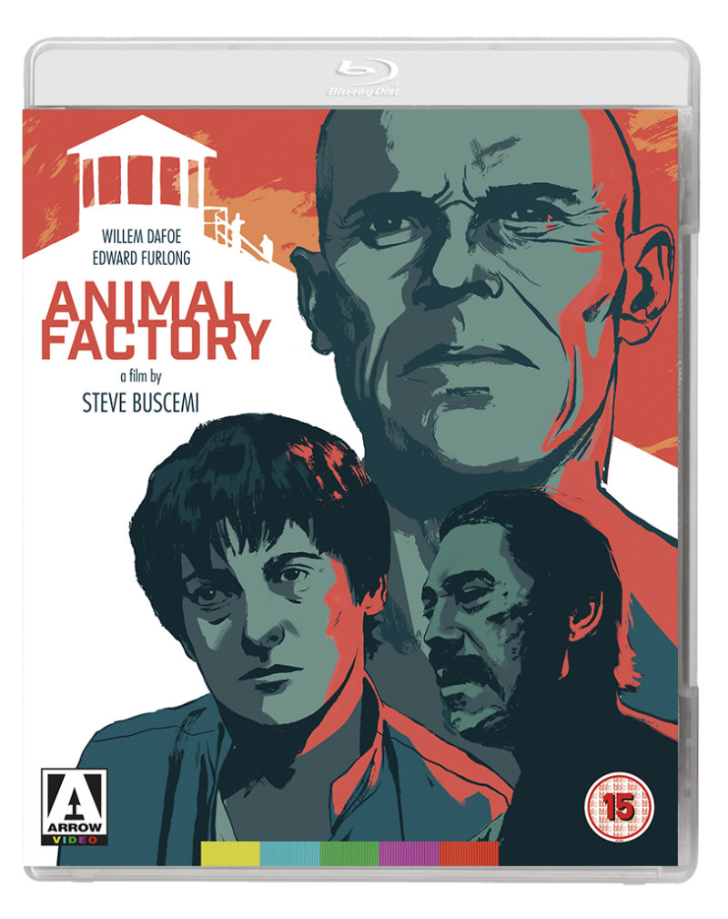 arrow video animal factory