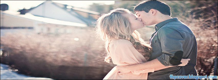 Pin Couples Kissing Facebook Timeline Banner ­­facebook on ...