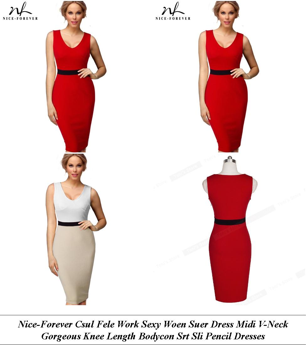 Dresses For Women - Huge Sale - Red Dress - Cheap Online Shopping Sites For Clothes
