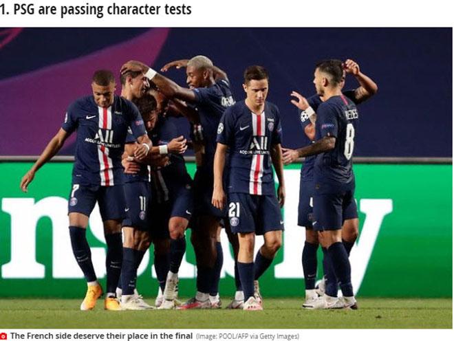 PSG đại thắng vào chung kết Cúp C1: Báo Pháp hả hê ăn mừng kỳ tích lịch sử 2