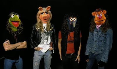 M(aster of P)uppets: Synchronicity between Metallica and The Muppet Movie