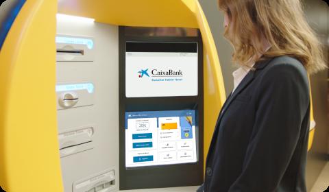 GAB de CaixaBank