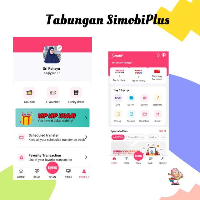 Tabungan Online Simobiplus